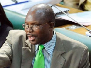 South West St. Catherine MP Everald Warrington (photo credit: Jamaica Gleaner)